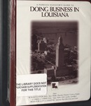 A Foreign Investor's Guide to Doing Business in Louisiana
