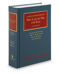 The Law of Oil and Gas: Cases and Materials by Keith B. Hall, Patrick H. Martin, Bruce M. Kramer, and Alex Ritchie