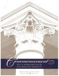 2016 LSU Law Commencement Program by LSU Law