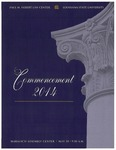 2014 LSU Law Commencement Program by LSU Law