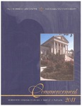 2011 LSU Law Commencement Program by LSU Law