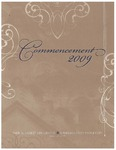 2009 LSU Law Commencement Program by LSU Law