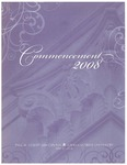 2008 LSU Law Commencement Program by LSU Law