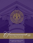 2019 LSU Law Commencement Program by LSU Law