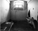 Prison cell by OMGUS Military Tribunal