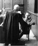 Wilhelm Mann by OMGUS Military Tribunal