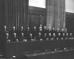 American judges of the OMGUS military tribunals by OMGUS Military Tribunal