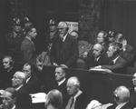 Hermann Schmitz at arraignment