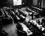 Josiah E. DuBois addresses the tribunal