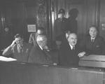 Vorstand members by OMGUS MILITARY TRIBUNAL